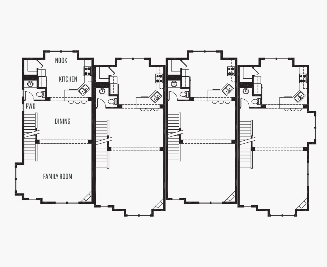 1634 Square Feet | Multi-Family  | 3 Bedrooms | 2.5 Bathrooms | 2 car garage