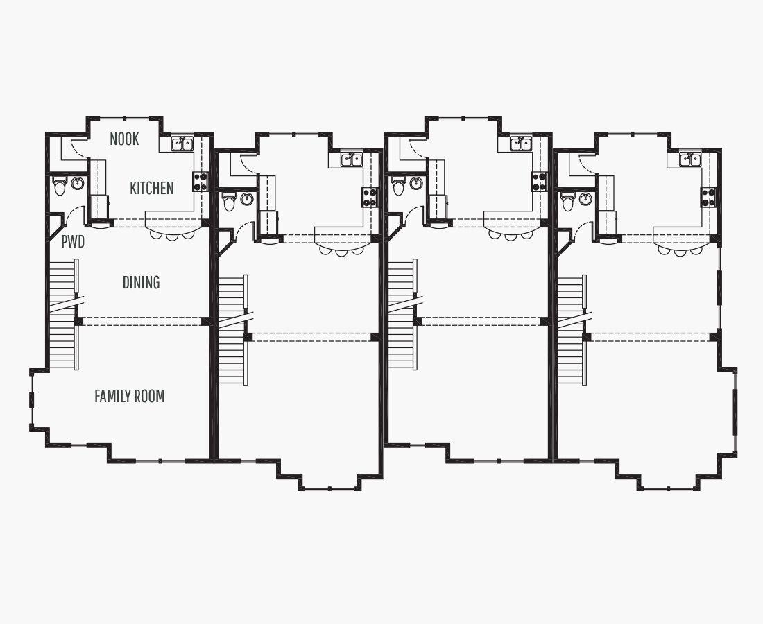 2048 Square Feet | Multi-Family  | 3 Bedrooms | 3 Bathrooms | 2 car garage