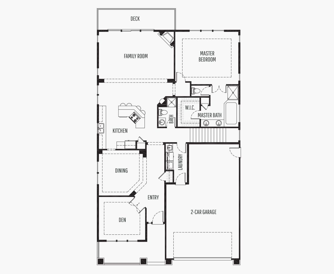 2878 Square Feet | One Story Sloping  | 3 Bedrooms | 3 Bathrooms | 2 +Shop car garage